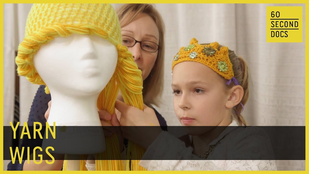Yarn Wigs for Kids With Cancer | Magic Yarn