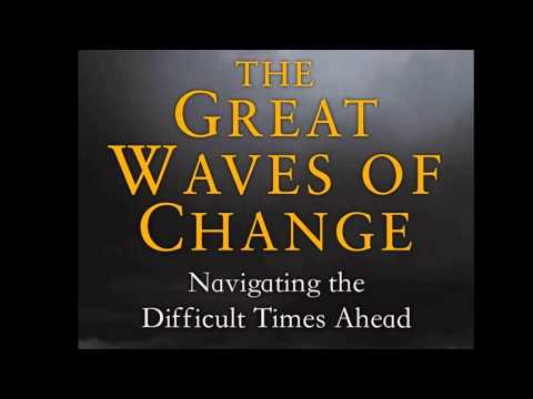 Dark Days on Earth, a Grim Future: THE GREAT WAVES OF CHANGE, CHAPTER TEN PART ONE