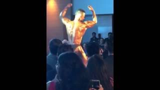 Ranjit Mondal, Personal trainer at Gold