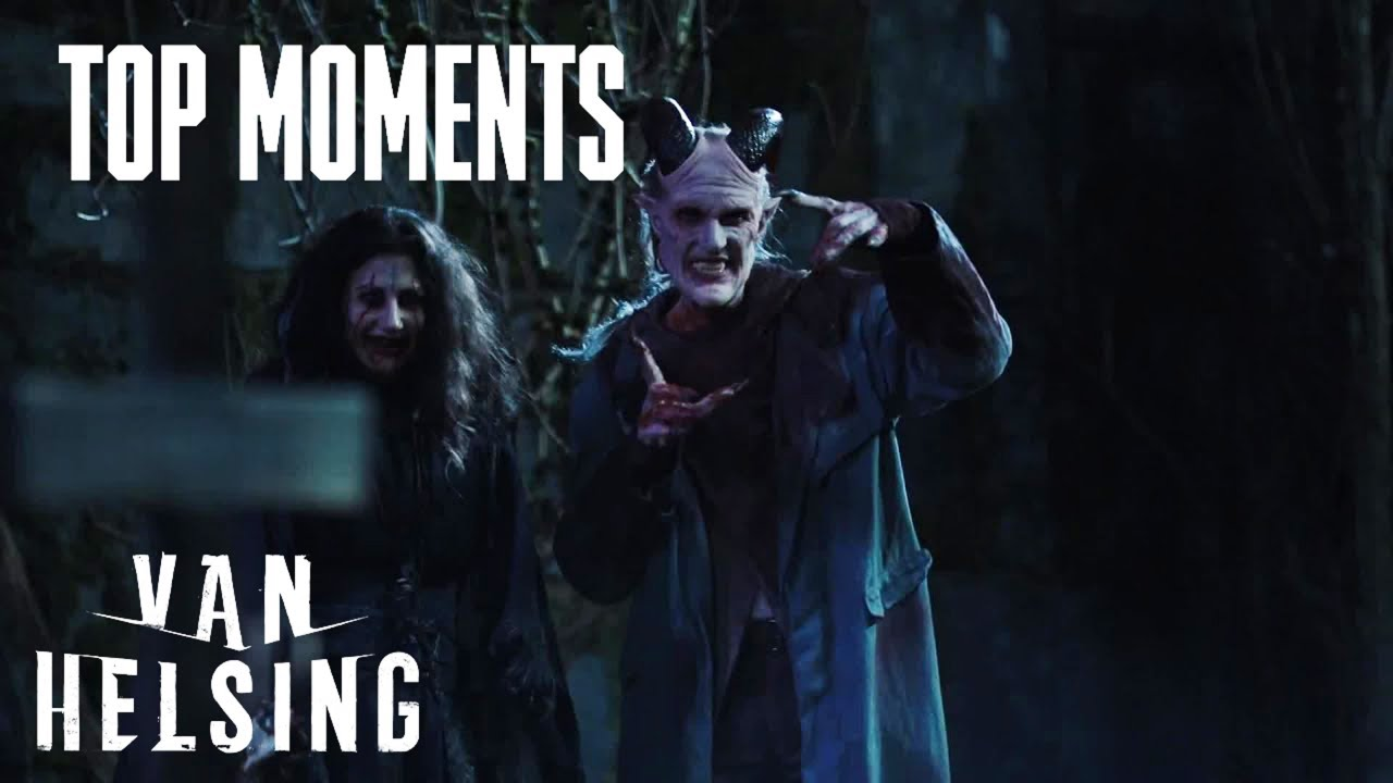 Download VAN HELSING | Season 4, Episode 7: Vanessa, Violet And Jack Fight Sam And The Oracle | SYFY