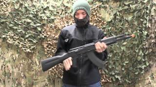 Red December - Traditional AKs