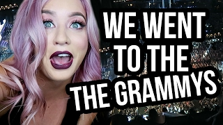 WE CRASHED THE GRAMMYS!! (Lunchy Break)