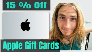 How to Get Apple Gift Cards for 15% Off - Apple Store Gift Card by Email