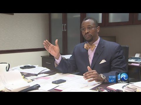 Norfolk City Treasurer Anthony Burfoot Indicted on Federal Charges