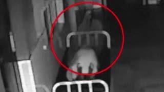 Душа покидает мертвое тело камера видеонаблюдения в больнице Китая