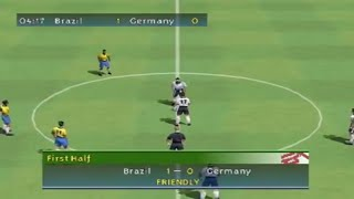 FIFA 2000 (PS1 Gameplay)