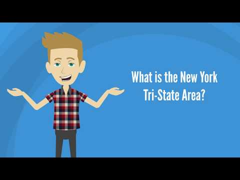 What is the New York Tri-State Area?