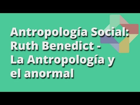 Curso de antropologia online dating