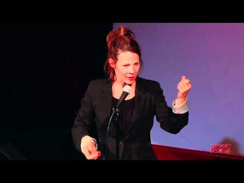 Lili Taylor performs at the RISK! Live  in NYC  Nov. 17, 2011