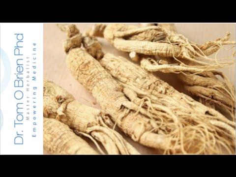 Ginseng health benefits