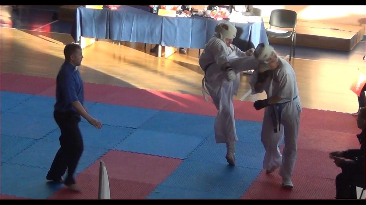 Событие] Аттестация на 7 кю карате киокусинкай - YouTube