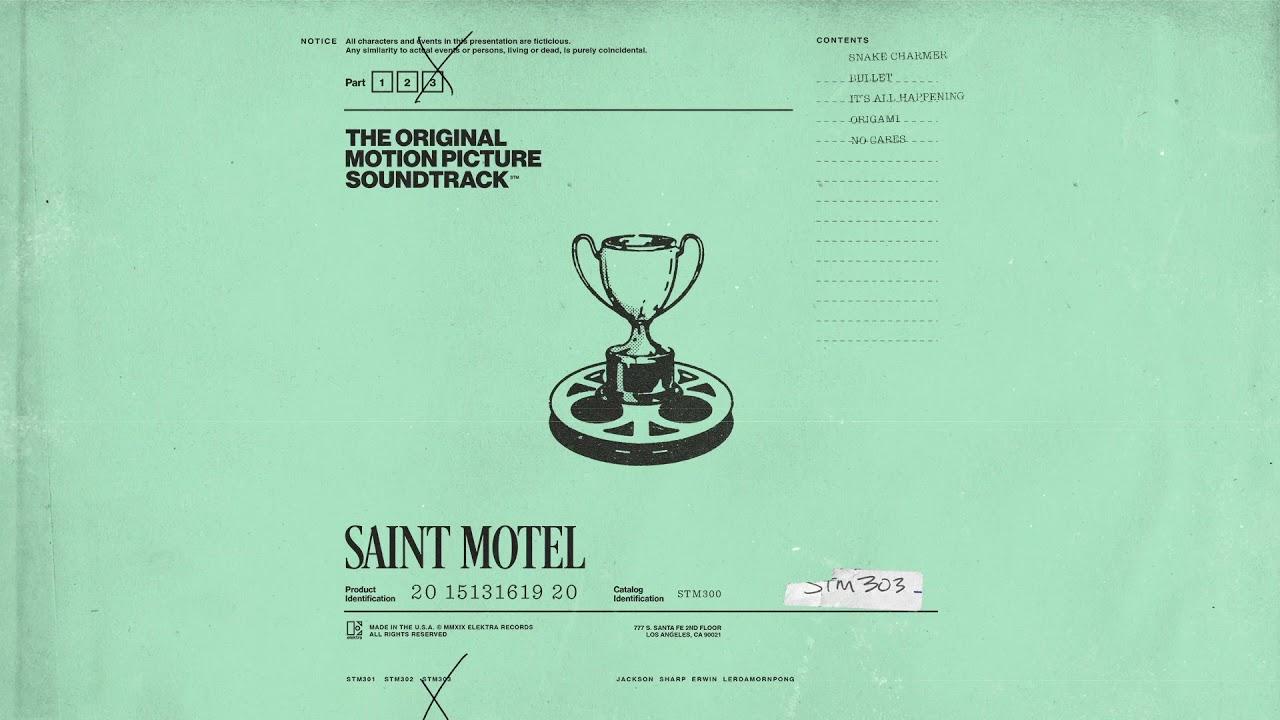 Download SAINT MOTEL - Bullet (Official Audio)