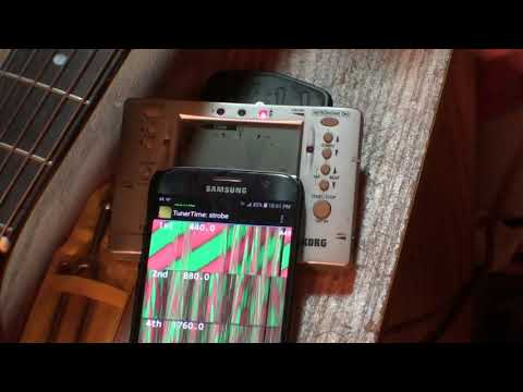 Are The Guitar Tuning Apps You Use On Your Phone Reliable? By Randy Schartiger