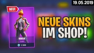 FORTNITE SHOP from 19.5 - 👥 New Skins! 🛒 Fortnite Daily Item Shop of today (19 May 2019) | Detu