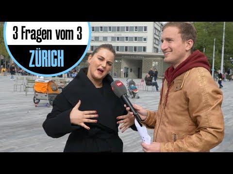 3 Fragen vom 3: Zürich   Büsser