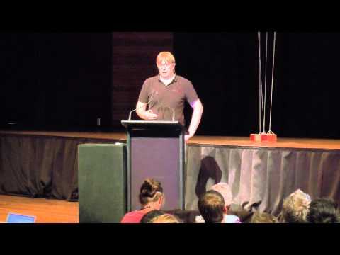 Chris Cormack ~ Can Open Technology Create a Thriving Commons-Based Future? ~ OS//OS