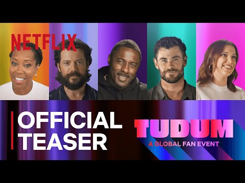 Tudum: A Global Fan Event | Official Teaser | Netflix