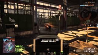 My first fragmovie in Battlefield 4