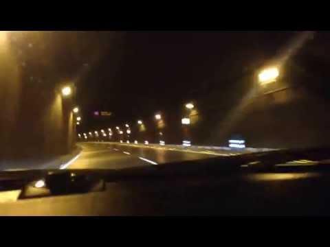 Porsche 996 GT3 MkII - DANSK Sport Exhaust - Tunnel