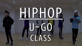HipHop Basic Dance(힙합 베이직):Dinah Jane - -Bottled Up::U-GO Class:: Vroad Dance School(브로드댄스스쿨)