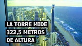 Vistas espectaculares desde la Q1, Gold Coast