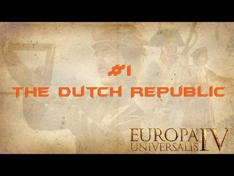 Europa Universalis IV Common Sense: The Dutch Republic 01