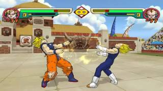 [TAS] DBZ Budokai 2 Advanced World Tournament Goku