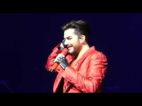 VEGAS9 Queen+Adam Lambert - Killer Queen  Park Theater LV 20180921