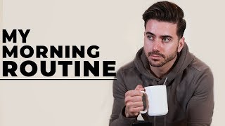 My Morning Routine While Traveling | Men