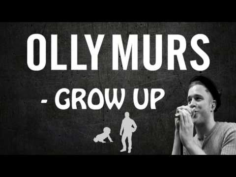 Olly Murs - Grow Up (Lyrics)