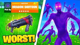 10 Most HATED Fortnite Updates OF 2020!