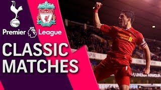 Tottenham v. Liverpool | PREMIER LEAGUE CLASSIC MATCH | 12/15/13 | NBC Sports