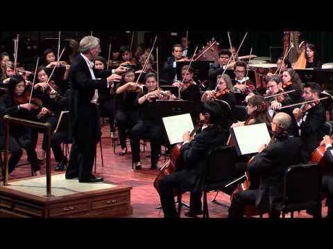 UNT Symphony Orchestra: Rimsky-Korsakov Scheherazade