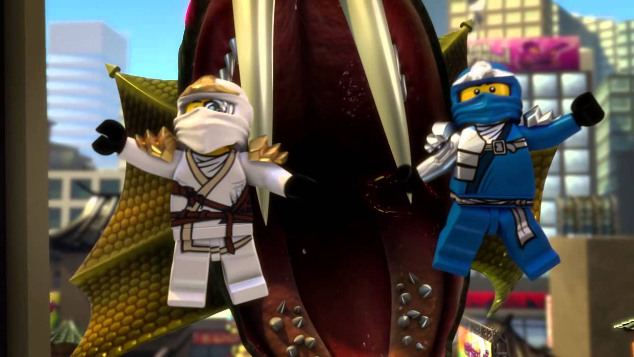 Kleurplaten Lego Ninjago Kai.Lego Ninjago 2015 Intro Movie Youtube