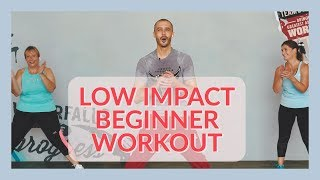 Fun, low impact workout for TOTAL beginners
