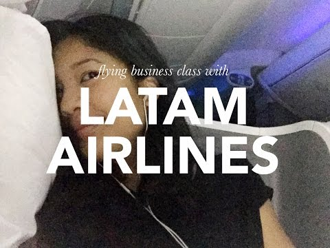 LATAM Business Class Review: Santiago to Sydney | Travel and Style Blog The Love Assembly