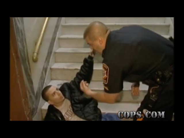 I Ain't Your Papi, Officer Anthony Damiano, COPS TV SHOW