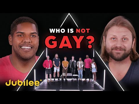 Watch : 6 Gay Men vs 1 Secret Straight...