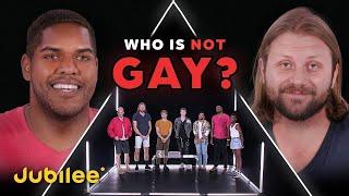 Download 6 Gay Men vs 1 Secret Straight Man Mp3 and Videos