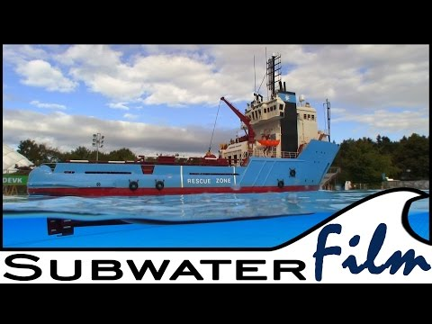 Offshore Vessel MAERSK PACER - r/c Models - Subwaterfilm