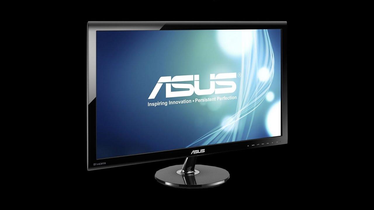 ASUS VS278Q-P Ultrafast 27 Inch LED Gaming Monitor - ASUS VS278Q-P LED  Gaming Monitor Review