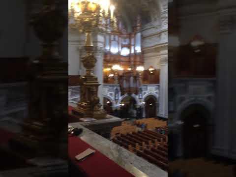 Pipe organ at Berlin cathedral