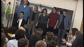 NightWash Weihnachtsspecial mit Heinz Gröning, Keirut Wenzel, Oli Materlik, Achim Knorr (2001)