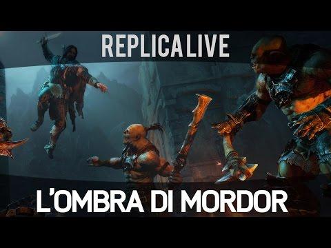 La Terra di Mezzo: L'Ombra di Mordor Gameplay ITA HD - Everyeye.it Live