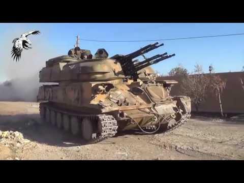 Classical: Close Combat SAA vs DAESH