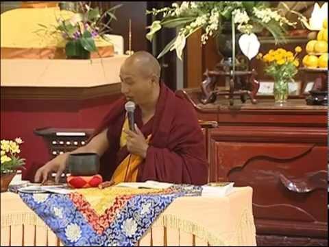Luyện Tâm Qua Tám Đoạn Kệ (Rất Hay) - Ngài Tulku Neten Rinpoche Houston, TX. Jul 13 2014