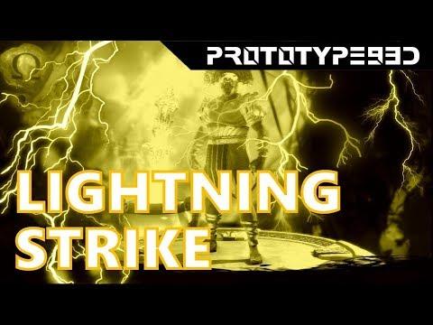 God of War: Ascension MP - Lightning Strike