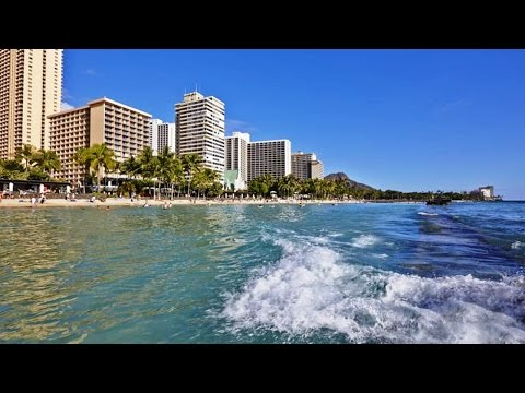 Pacific Beach Hotel, Waikiki, Honolulu, Hawaii, USA, 4-star hotel