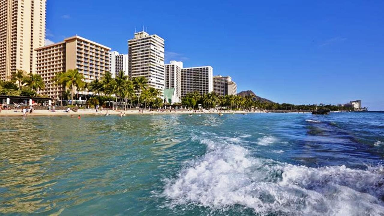 Pacific Beach Hotel Waikiki Honolulu Hawaii Usa 4 Star You