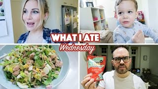 What I Ate   9 Months Pregnant